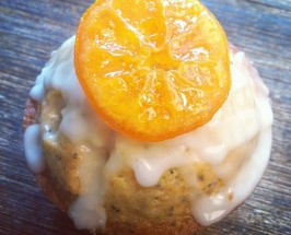 Make It! Meyer Lemon Poppy Seed Muffins