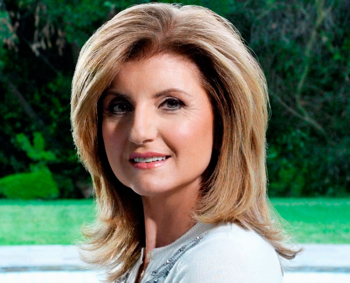 Arianna Huffington On Balance, Healthy Policies And Spending The Day In Bed