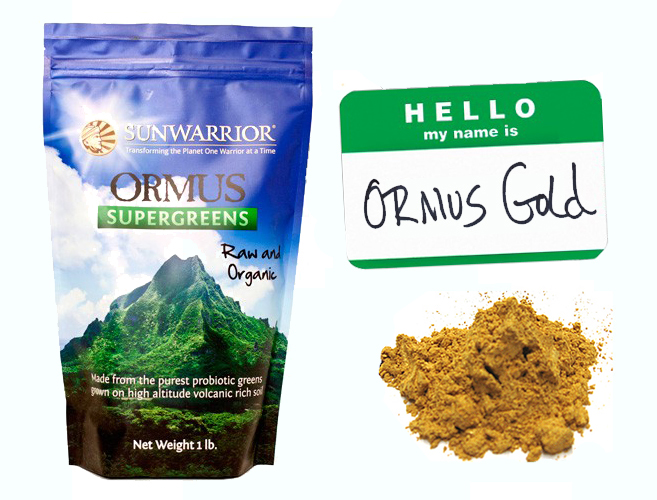 Superfood Spotlight: Ormus Gold