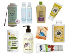 Oh Baby: 8 Green Mommy Must-Haves