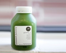 Bottled Up: What's In A Bottle of Pressed Juicery Green Juice + A Juicy Giveaway!