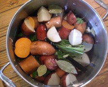 The Healing Kitchen: A Miracle-Working Mineral Broth