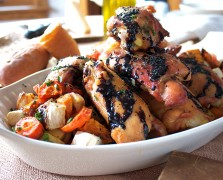 TED Recipe: Silicon Valley Balsamic Chicken and Vegetables