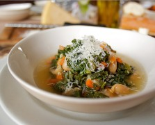 TED Recipe: The Renegade Lunch Lady's Kale and White Bean Soup