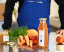 Jus Frais Pressé: Inside Paris' Top Juice Shop