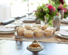 In The Vegetarian Kitchen: Gluten-Free Mother's Day Baking Class