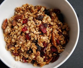 granola yet homemade granola our hors d oeuvre for the zain s the best ...