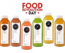 Drink The Revolution! Jamie Oliver's Limited Edition Food Revolution Kit