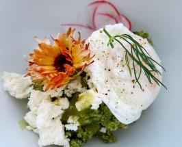 The New Breakfast: Quinoa Kale Pesto Bowl