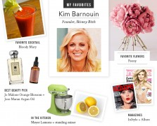 My Favorites with Skinny Bitch Founder Kim Barnouin