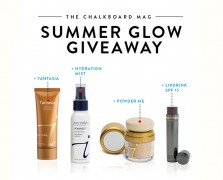 Beach Bag Beauty: A Summer Makeup Giveaway with Jane Iredale