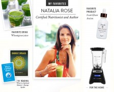 My Favorites with Natalia Rose