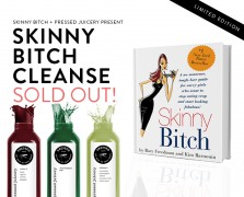 Try This! The Skinny Bitch Cleanse by Pressed Juicery