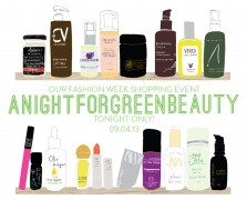 A Night For Green Beauty: Join Us Tonight In NYC Or Win Our Juice And Beauty Giveaway!