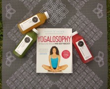 Win Our Yogalosophy Giveaway with Mandy Ingber
