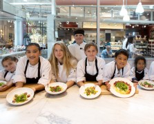 matthew kenney kids cooking class