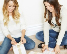 On My Wishlist: Holiday Shopping with Lauren and Hannah of The Little Market
