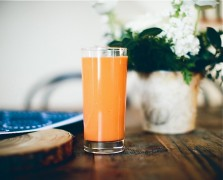 Bunny Brew: Carrot Coconut Smoothie Recipe