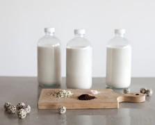 Bottled Up: How To Make Homemade Hemp Milk