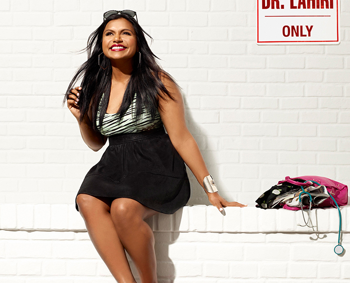 Balance Sheet: Keeping Calm With Mindy Kaling