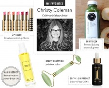 christy coleman beautycounter my faves the chalkboard