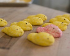 In The Kitchen With Chicks: How To Make Peeps With A Top Pastry Chef