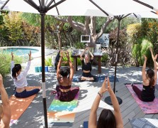 Glow With The Flow: A Yoga Playlist by Two Top Bloggers