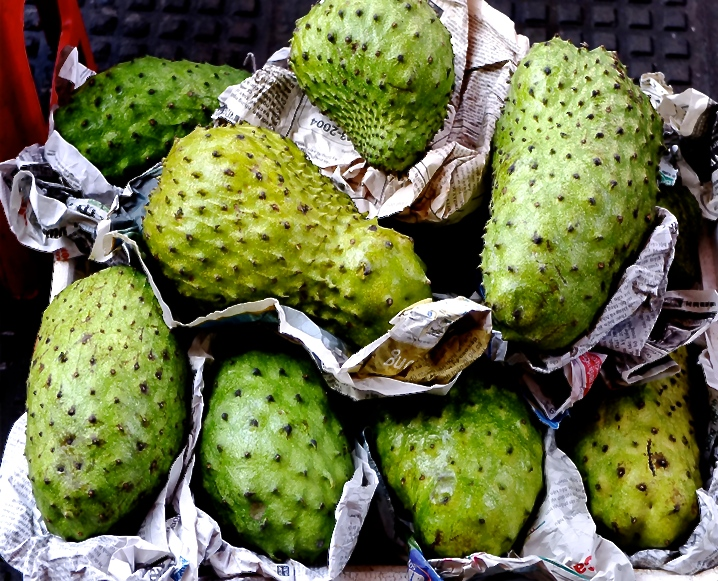 guanabana plant benefits