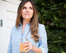 pressed juicery carly de castro founders JUICE book