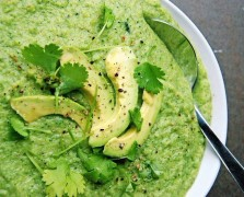 broccoli avocado soup the body book