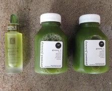ingredients for beauty products pressed juicery