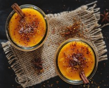 pumpkin smoothie superfood pumpkin pie smoothie recipe