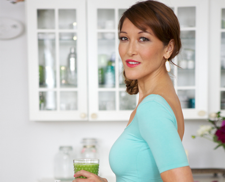 Green Goddess Guide: Candice Kumai