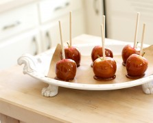 Portland To L.A.: Our Quin Candy Caramel Apple Obsession