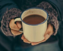 healthy hot cocoa hot chocolate