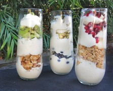 What We're Eating Now: 3 Parfait Combos To Drool Over
