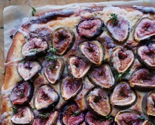 Ottolenghi's Fig and Goat Cheese Tart Recipe From Plenty More
