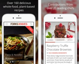 Our 9 healthy recipe app picks foodies smoothies brits forks over knives forumfinder Images