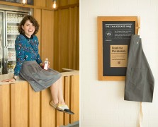 Urban Outfits: Pressed Juicery Ties The Knot With A Local Apronmaker