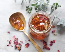 rose honey recipe