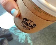 goat milk mastic coffee