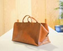 Make Your Own 'It' Bag: The Leather Workshop We're Drooling Over