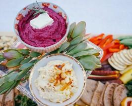 beet hummus recipe