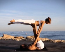 acro yoga food matters
