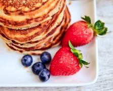 coconut flour benefits gluten-free pancakes