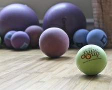 Pain + Fascia: Should You Be Using Therapy Balls At The Gym?