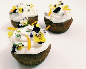 Gluten-Free Breakfast cupcakes