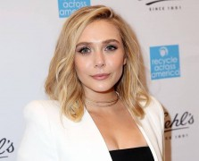 Natural Woman: Elizabeth Olsen On Earth Day + Her Favorite Yoga