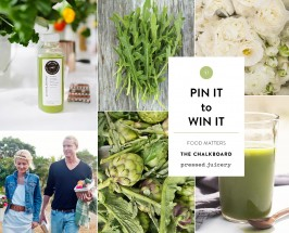 So Fresh + So Clean: Enter Our Food Matters x TCM Pinterest Contest