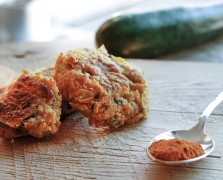 A Celebrity Chef's Most Requested Recipe: Gluten-Free Veggie Fritters